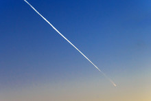 Meteorite, Comet Or Falling St...