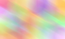 Abstract Stained Pattern Texture Square Background Cute Pastel Pink, Baby Blue, Purple And Violet Color - Modern Painting Art - Flame Ribbon Glow Color Splotch Effect - Illustration.