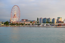 Amazing View Of Batumi From Ship