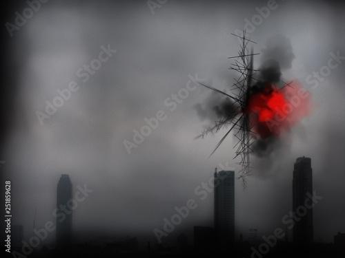 Fotografie, Obraz  Darkness