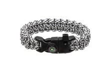 Paracord Bracelet Isolated On ...