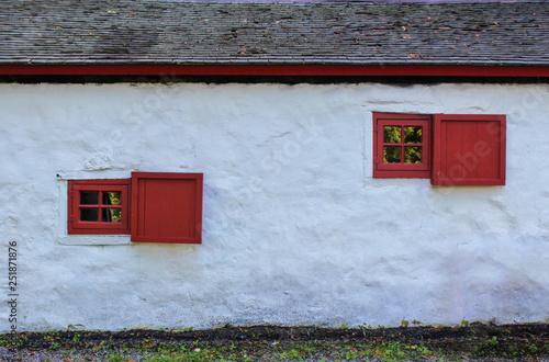 Fotografie, Obraz  Tiny windows