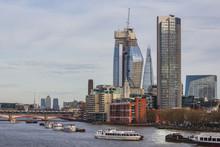 London South Bank View