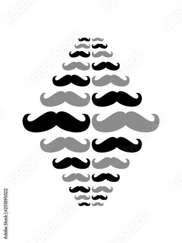 Freihand Rasiermesser Haar Bart Muster Styling