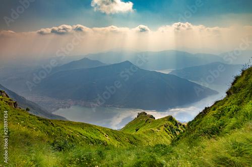 Monte Generoso, Szwajcaria