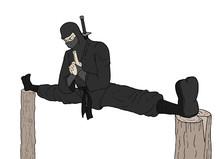 Ninja Warrior Draw