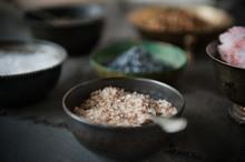Salt Varieties Still Life