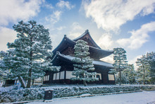2017- Kenninji Temple Wood Bui...