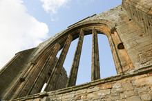 Egglestone Abbey Is An Abandoned Premonstratensian Abbey On The Southern Bank Of The River Tees,  South-east Of Barnard Castle In County Durham, England.
