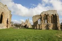 Egglestone Abbey Is An Abandon...