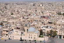 A View Of Aleppo From The Fort...