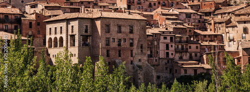Photo Ciudad antigua de Albarracin ESpaña