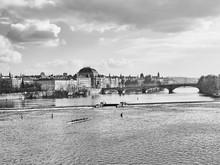 Prague Vltava River 2