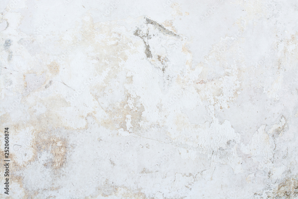 Fototapety, obrazy: wall concrete old texture cement grey vintage wallpaper background dirty abstract grunge