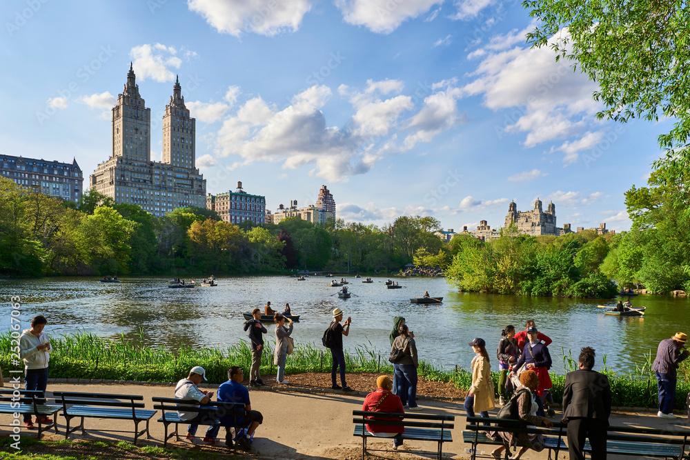 Fototapety, obrazy: New York Central Park 1