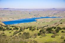 San Antonio Reservoir As Seen ...