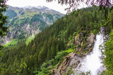 Fototapeta Współczesny mountain landscape