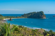 Costa Rica, Beach On The Pacif...