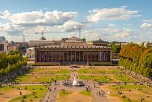 Germany, Berlin, Berlin-Mitte, Museumsinsel, Old Museum