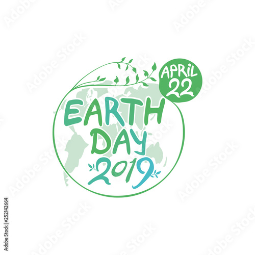 Fotografia  Concept 2019 Earth Day