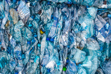 Bottle Pet Plastic Prepare To Recycle