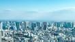 4K・東京風景・タイムラプス