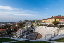 Roman Theatre Of Ancient Philippopolis, Plovdiv, Bulgaria