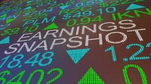 Earnings Snapshot Stock Market...