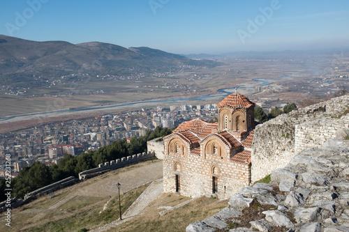 Vászonkép Berat - Albania