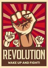 Revolution Propaganda Poster