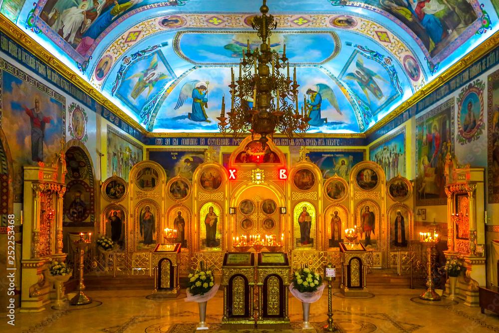 Fototapety, obrazy: Odessa Orthodox Church 02