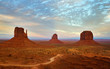 monument valley of fire