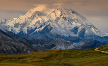 Mount McKinley - Denali Nation...