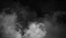 Fog And Mist Effect On Black B...