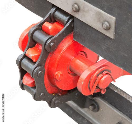 Fotografia, Obraz  the Chain gear