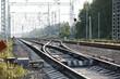 Rail transport infrastructure.