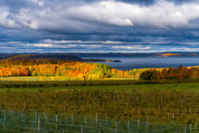 West Arm Of Grand Traverse Bay...