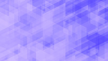 Colour Abstraction With Purple Rectangles. 8K. 7680x4320