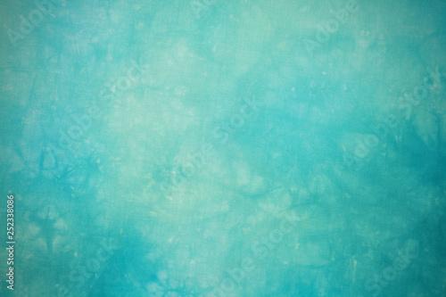 Valokuva  タイダイ風の青いグランジ背景素材