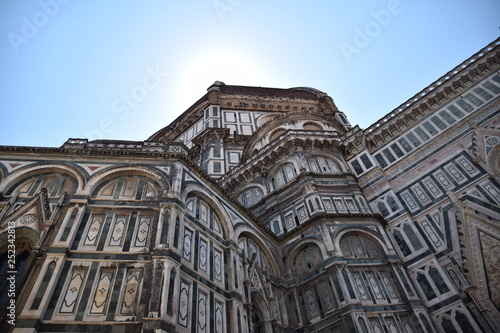 Fotografie, Obraz  Towering Florence Cathedral Il Duomo