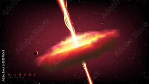 Abstract Quasar Effect in V...