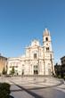 Catania cityscape Sicilia Italy