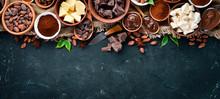 Cocoa Beans, Chocolate, Cocoa ...