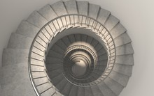 Generic Round Spiral Staircase