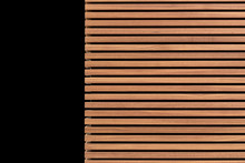 Wooden Slats. Natural Wood Lat...