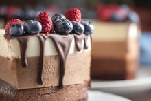 Cake Dessert Chocolate Sweet D...