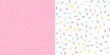 Seamless Colorful Confetti Spr...