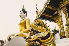 Temple, Chaing Mai, Thailand