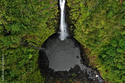 Fotografie, Obraz  Hawaii - Honolulu und Landschaften aus der Luft