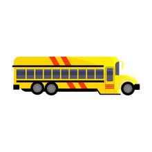 School Bus Illustration. Takin...